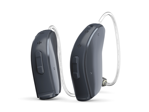 behind the ear hearing aid product